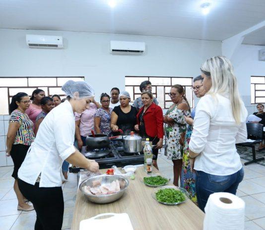 Filé de tilápia é opção nutritiva, que valoriza a produção local e garante variedade (Foto: Jefferson Almeida)