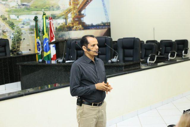Prefeitura Promove Palestra Motivacional Para Servidores