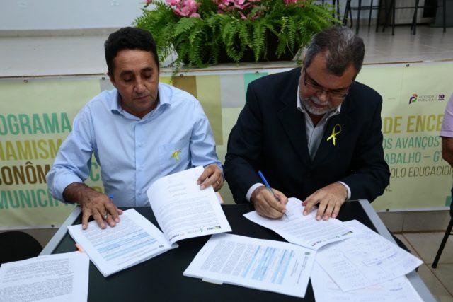 Canaã e Unifesspa firmam parceria